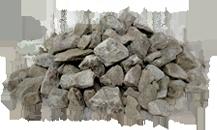 "3/4"" Limestone"